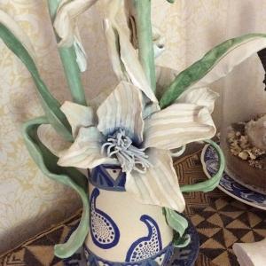 Flowers in Vase