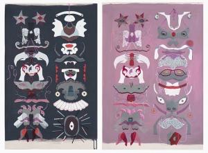 Oaxaca Masks