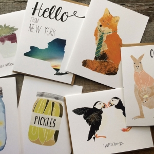 Greeting Cards, mixed