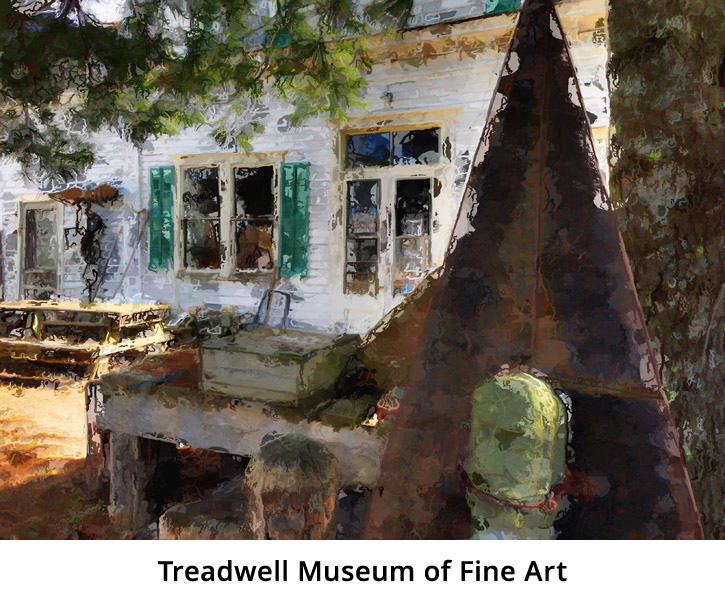 Treadwell Museum of Fine Art