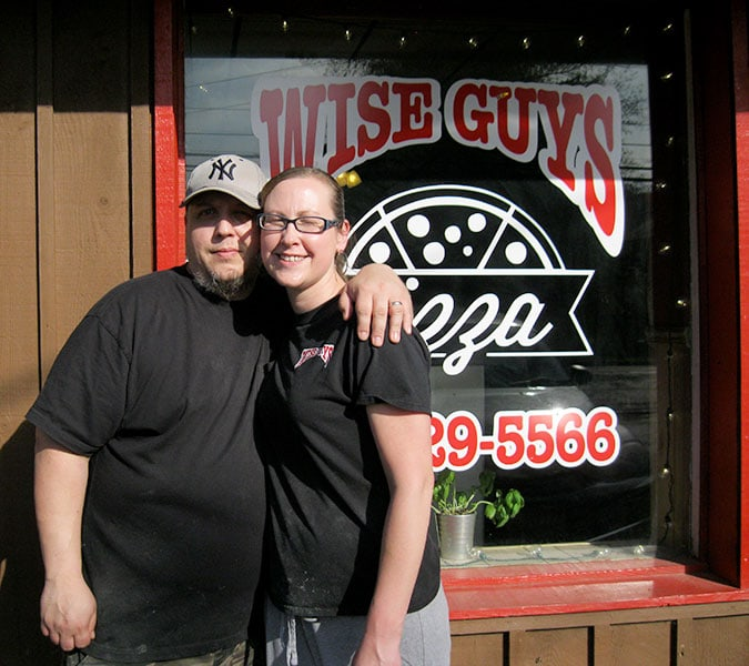 New Venue: Wise Guys Pizza in Franklin
