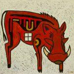 Boar by Terry Fox