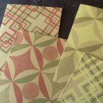 Letterpress notecards by Phil Wairish