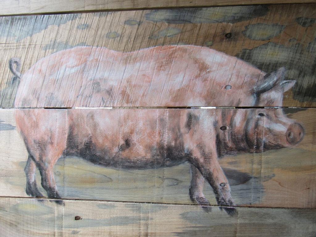 Pig by Suzanne Arndt