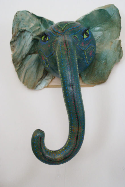 Elephant by Muffy McDowell and Harry Barnes