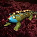 Lizard by Muffy McDowell and Harry Barnes
