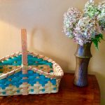 Hearth Basket by Martha Bremer