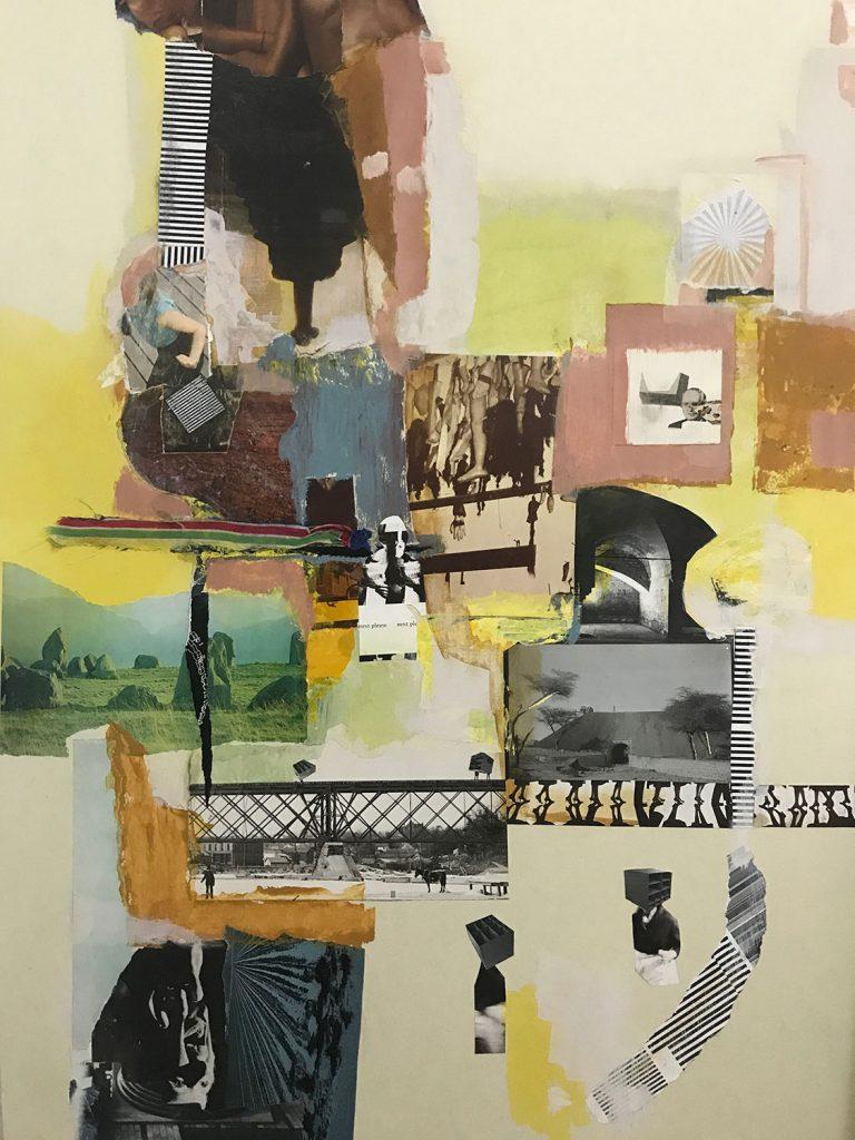 Untitled, mixed media by Sinejan Buchina