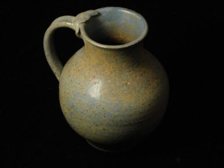 Agate Vase by Rhonda Engel