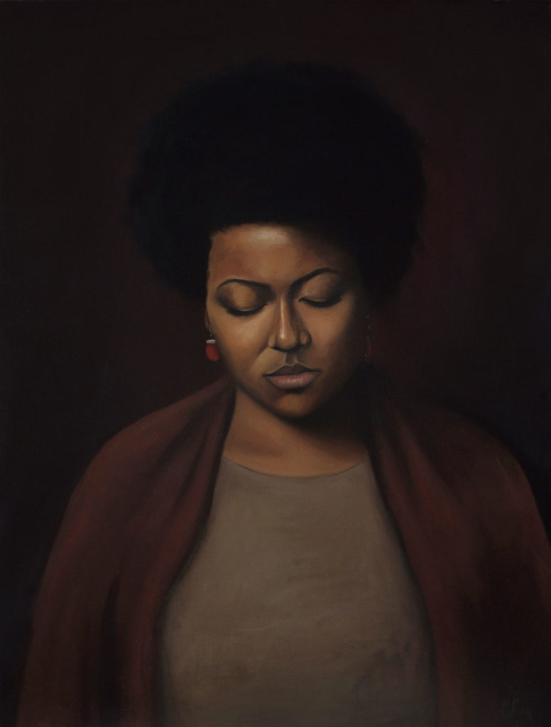 Christa by Caroline Fay