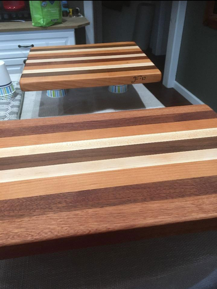 Cutting Boards by Alex Fletcher