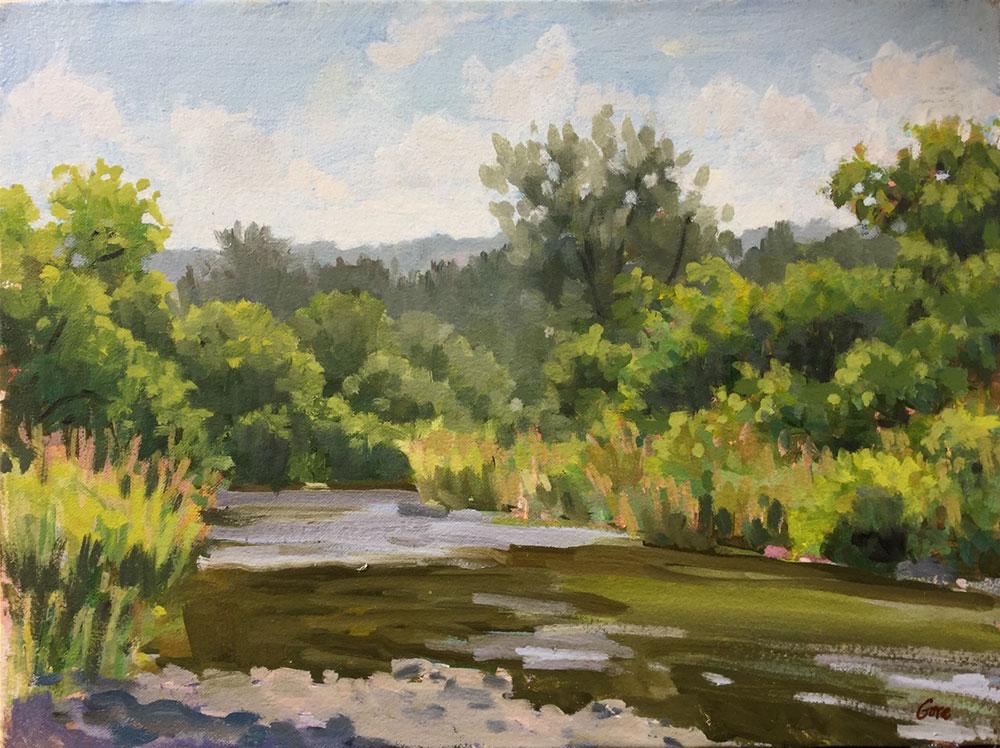 Butternuts Creek by Elissa Gore