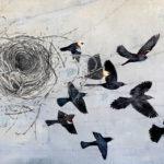 Embark Blackbirds by Lynn Johnson