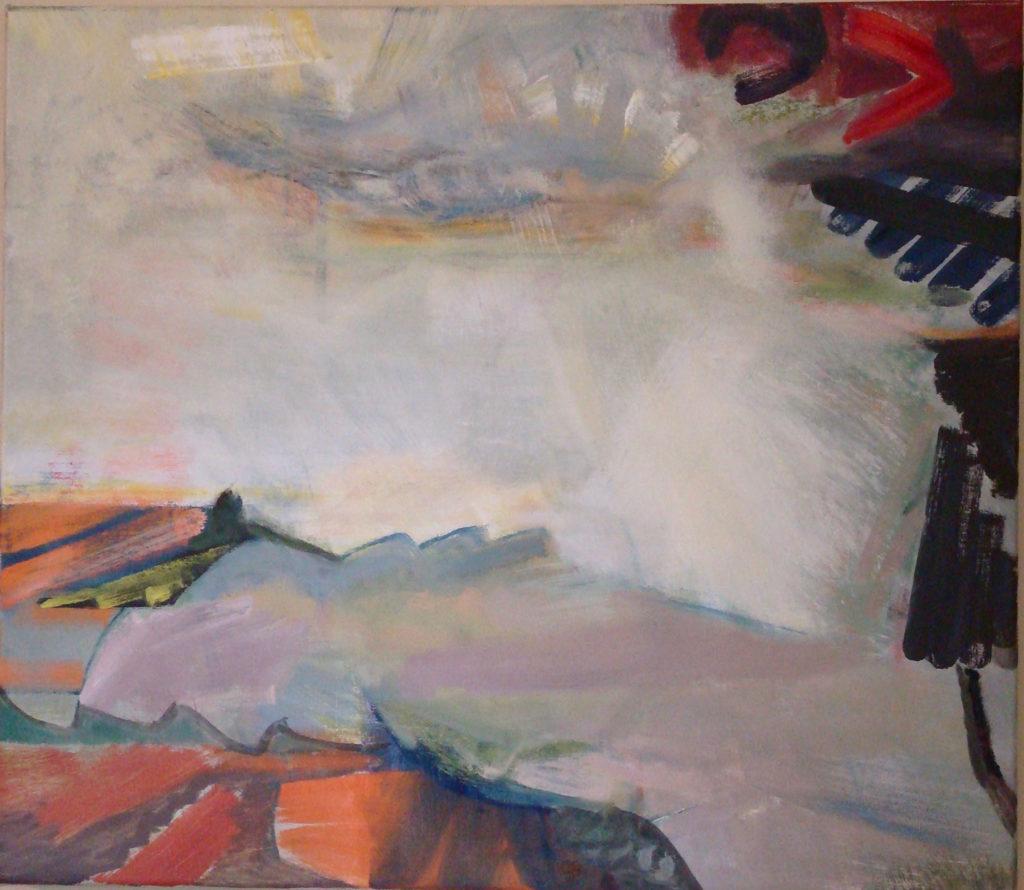 painting by Tony Martin