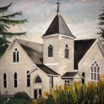 Cabin Hill Church by Michael Mendel