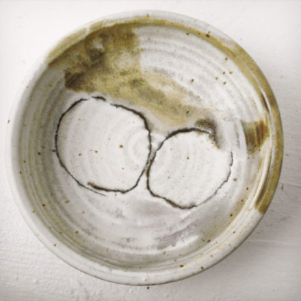 Cermaic dish by Elizabeth Nields
