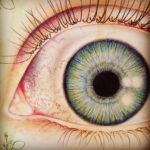 Eye by Anna Sea