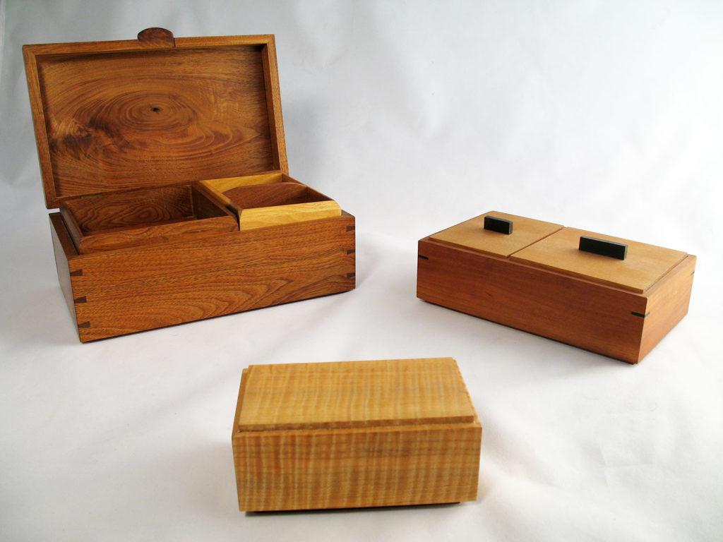 Boxes by Kent Tittle