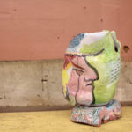 untitled ceramic by Marcus Villagran