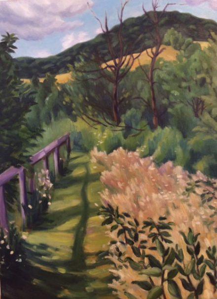 Landscape by Annie Wilfer