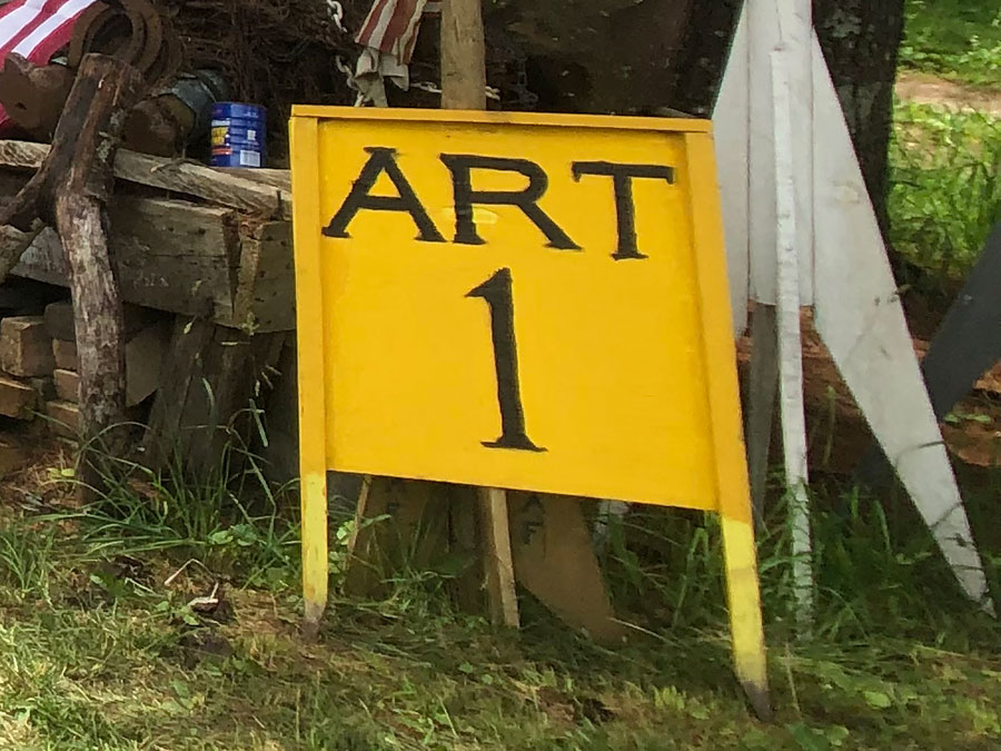 Stagecoach Run Art Festival 2019