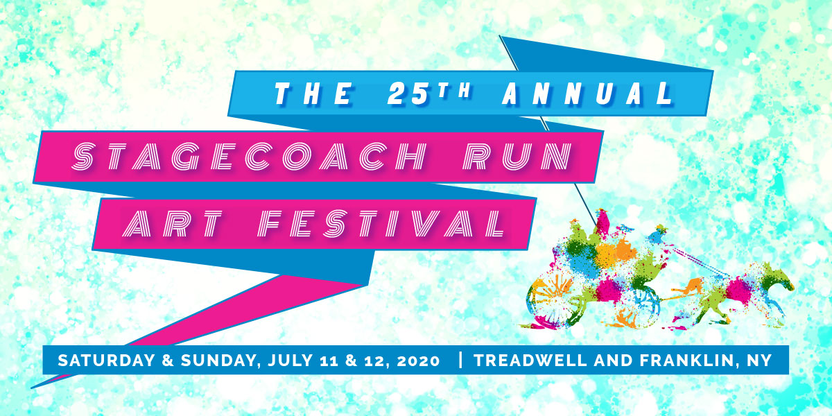 25th Annual Stagecoach Run Art Festival
